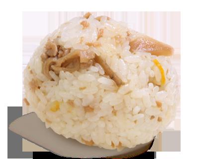 味噌鶏めし